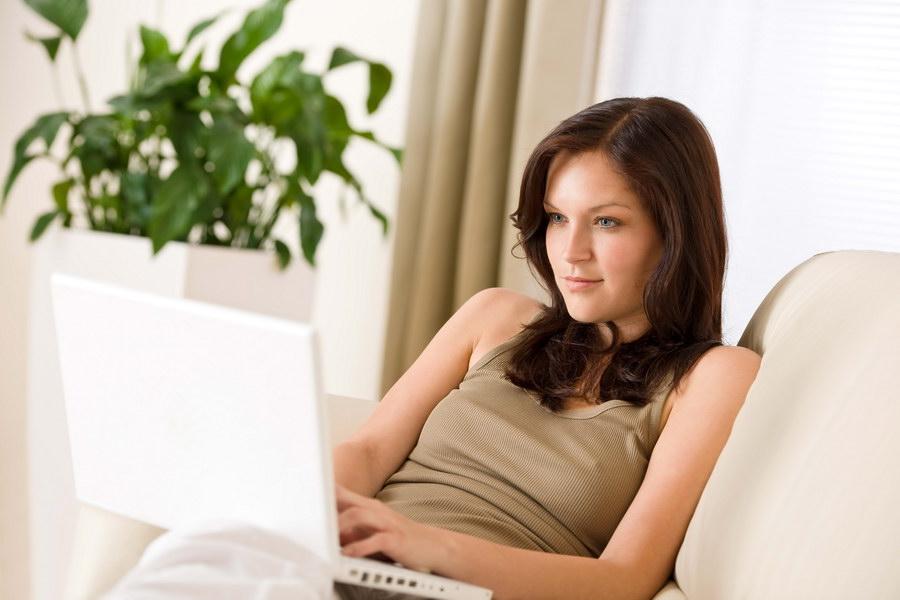 женщины онлайн фото